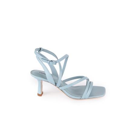 Sandales Bleun-Lola Cruz