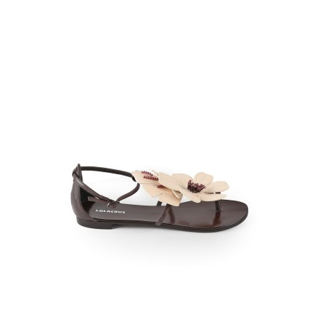 Sandales Plates Bouchera...