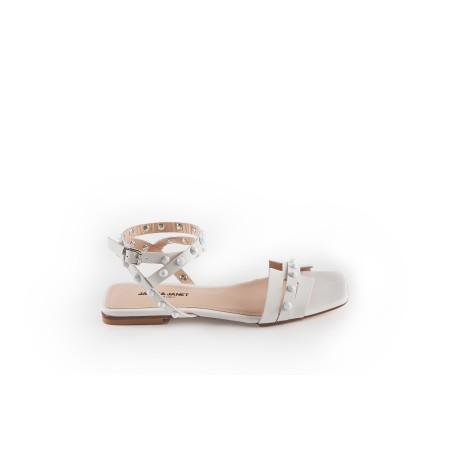 Sandales Plates Basia-Janet...