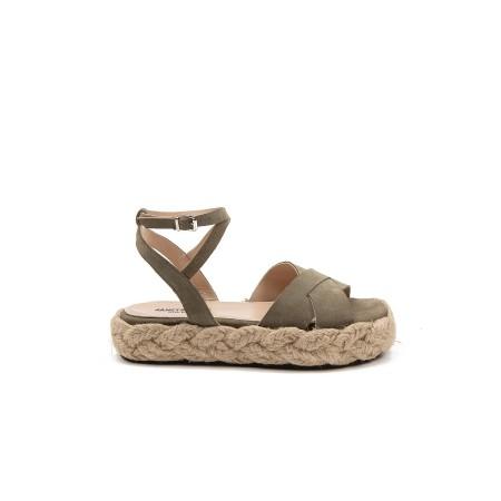 Sandales Plates Brett Janet...