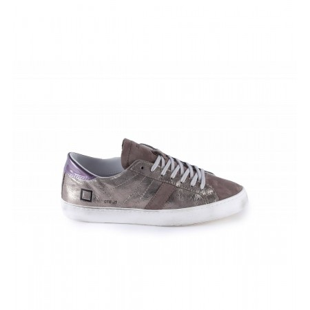Sneakers HILL LOW STARDUST BRONZE-D.A.T.E.