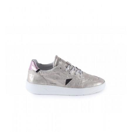 Sneakers COURT MONO PLATINUM-D.A.T.E.
