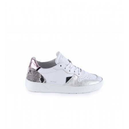 Sneakers COURT POP PYTHON-D.A.T.E.