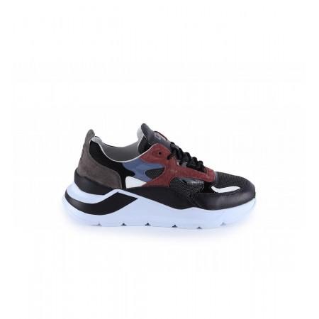Sneakers FUGA MESH DARK GRAY-D.A.T.E.
