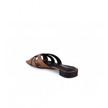 Sandales Plates Soria -...